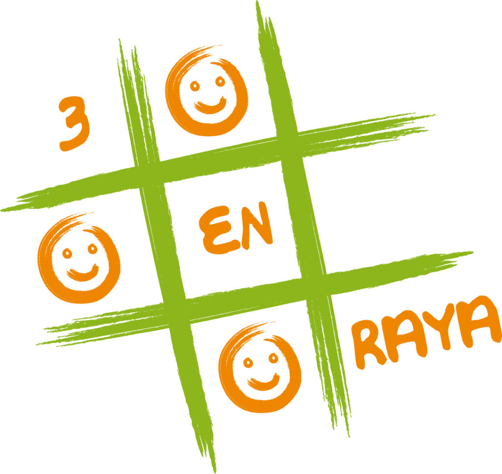 Logo 3 en raya - PNG